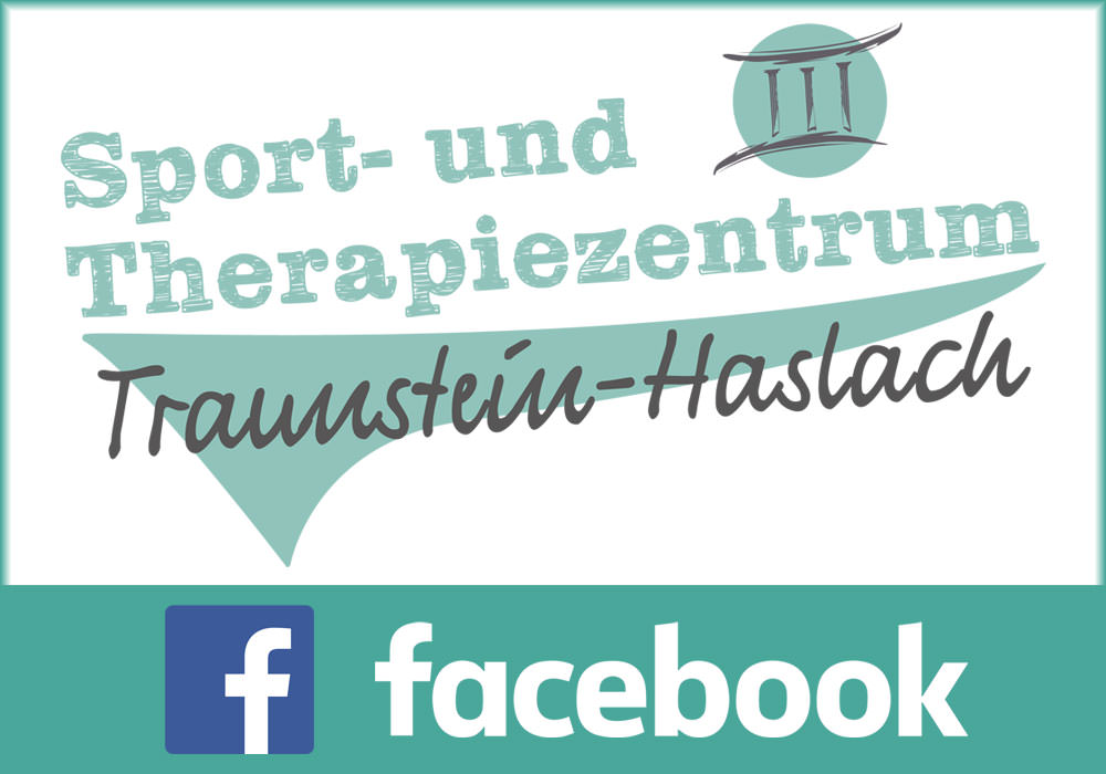 Screenshot der Facebook-Fanpage des Sport- und Therapiezentrums Traunstein-Haslach